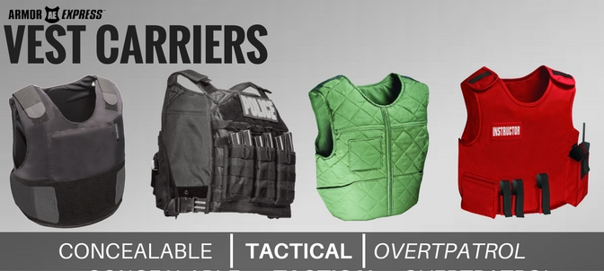 AE Vest Carriers