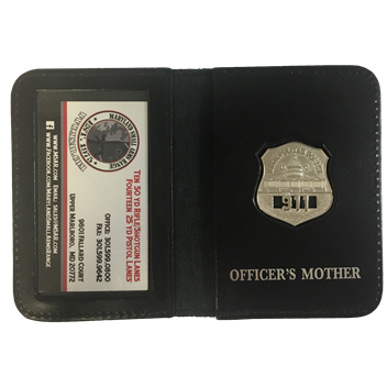 MPD Family Badge & Wallet