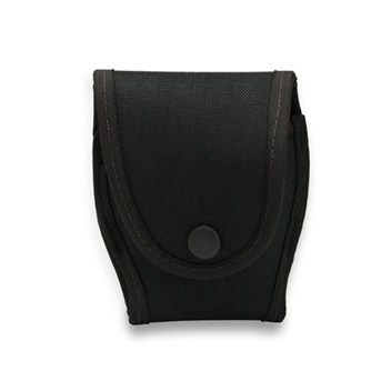 Uncle Mike's Single Hinged Handcuff Case with Flap