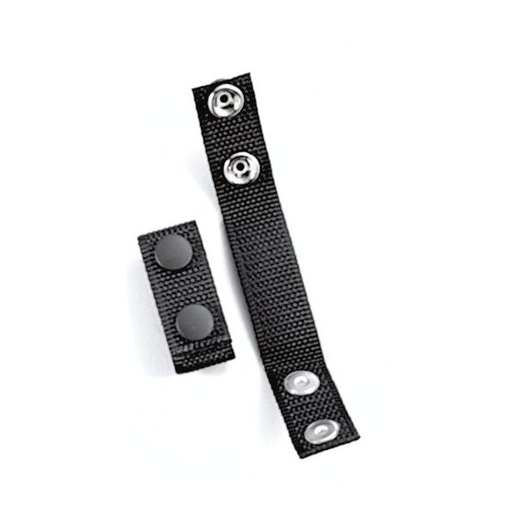 Uncle Mike's Nylon Web Belt Keepers