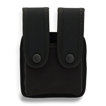 Uncle Mike's Double Case with Flaps for Single Row Mags