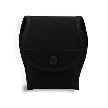 Uncle Mike's Double Handcuff Case with Flap