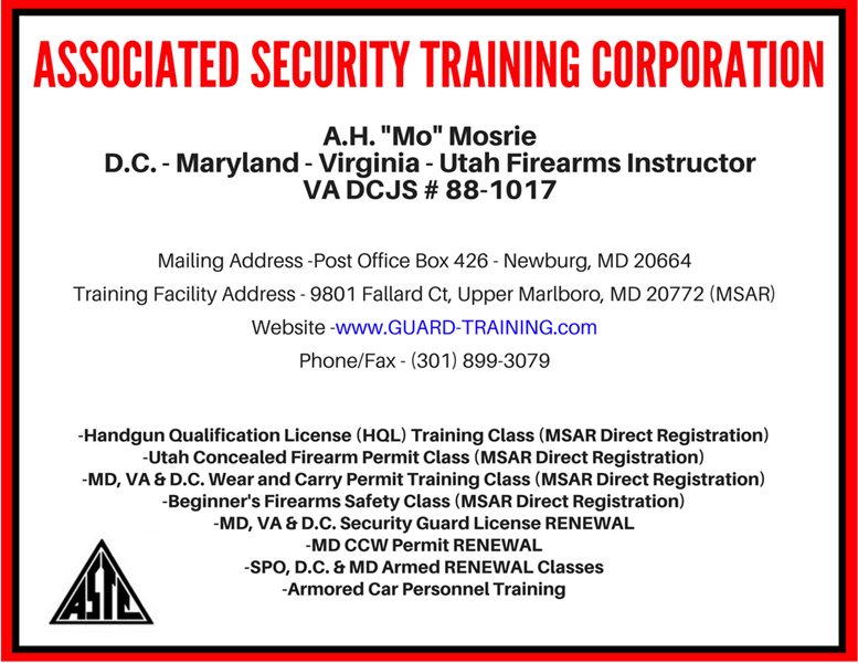 ASSOCIATED_SECURITY_TRAINING_CORPORATION